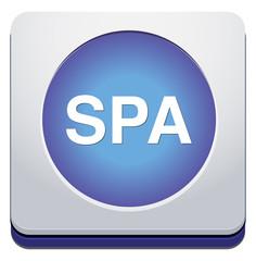 Spa  round icon