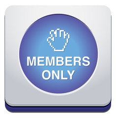 Members only button
