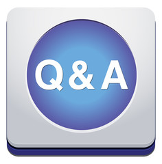 Question & Answer button