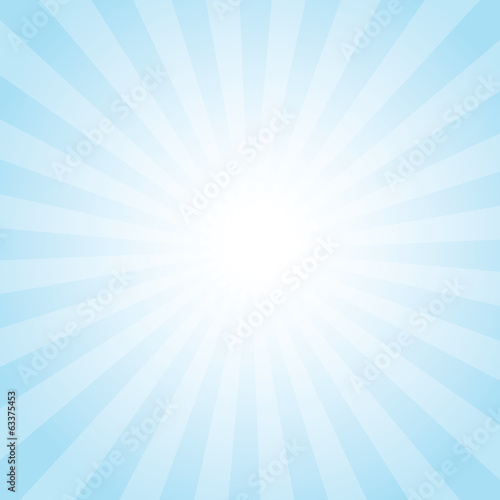 Blue asbtract background with copy space