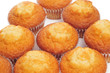 magdalenas, typical spanish plain muffins