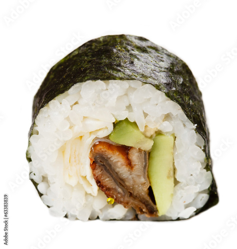 sushi isolated