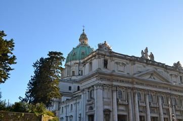 Basilica Incoronata Madre del Buon Consiglio, Naples, Italy