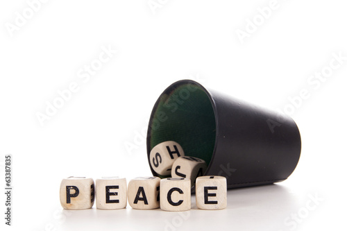 peace in dices