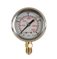 pressure meter gauge