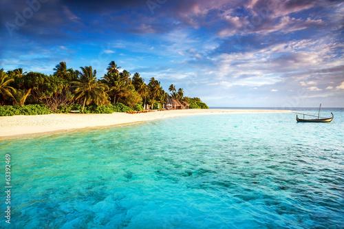 fototapeta na ścianę Piękne tropikalna wyspa