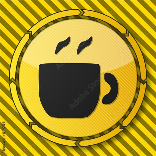 construction coffee symbol