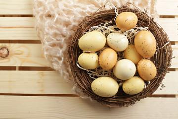 """Eggs in a Nest, """"Nest Egg"""""""