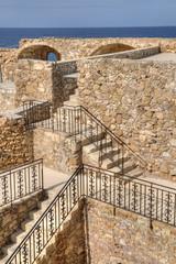 Chania Steps, Crete
