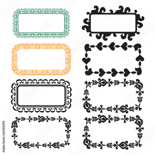 Frames pattern (set36)