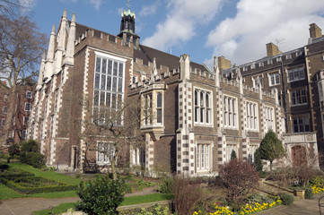 Middle Temple Hall, Inns of Court, London