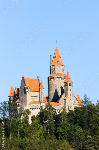 Bouzov Castle, Czech Republic