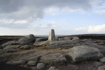 Shelf Stones Trig Point 2