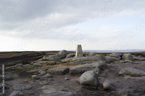 Shelf Stones Trig Point