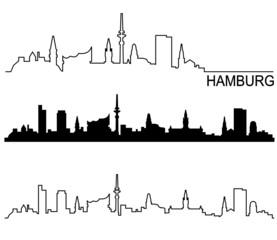 Skylinies Hamburg