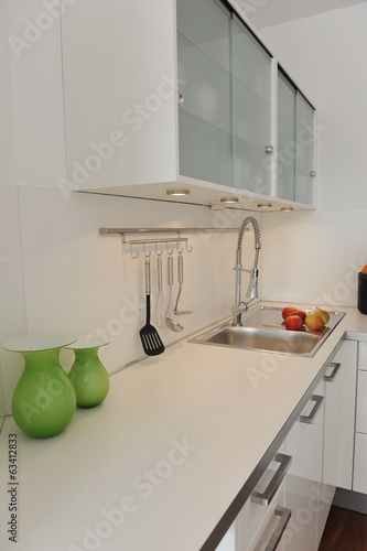 Modern kitchen interier