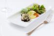 Salat & Matjes