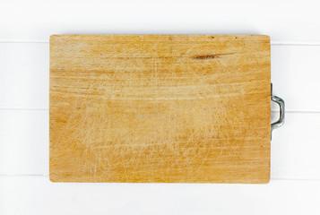 cutting board white wood