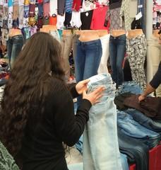 Giyim alışverişi