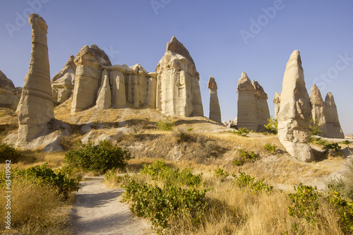 Valley of love, Cappadocia, Turkey