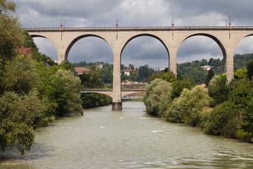 Zaehringen Bridge
