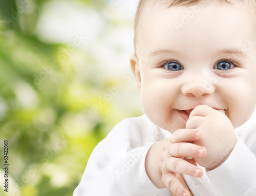 canvas print picture adorable baby