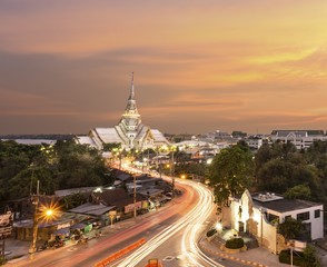 Wat SothonWararam is a temple in Chachoengsao Province, Thailand
