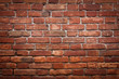 Old grunge red brick wall texture - 63423639