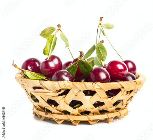 Fresh Cherry fruits