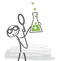 Forschung, analysieren