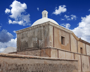 An Old Mission, Tumacacori National Historical Park
