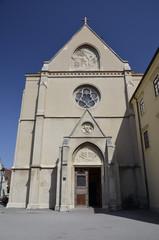 Chiesa di San Francesco, Zagabria