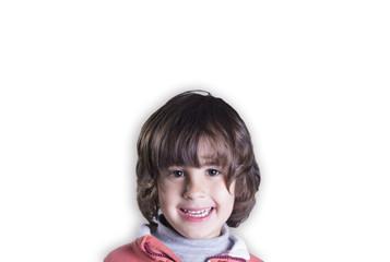chico sonriendo