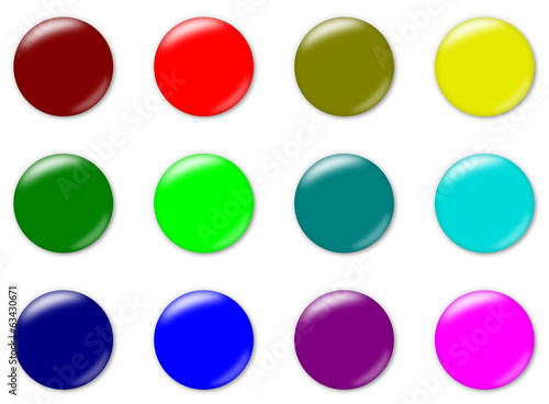 Buttons Standardfarben  #140404-svg02