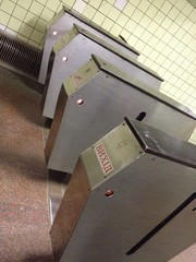 pay-gate in the subway