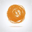 Grunde paint circle.