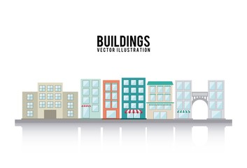 Buildings design