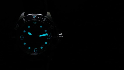 Reloj Luminoso
