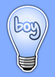 Boy light