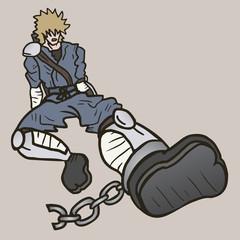 Prisoner ninja