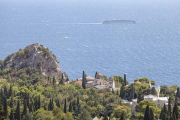 Crimean landscape.