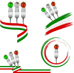 Serie pomodorini Italy