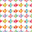A seamless design of fishes