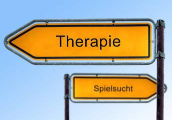 therapie spielsucht