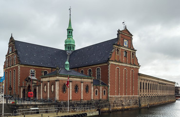Church of Holmen, Copenhhagen