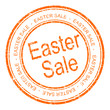 Easter Sale Stempel