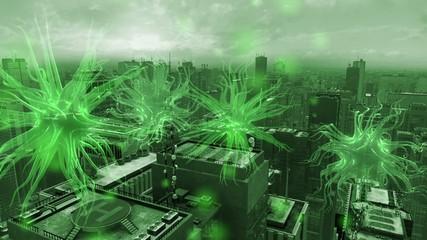 Virus City