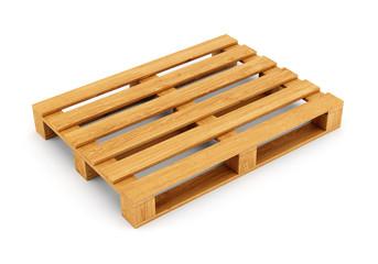 Wood pallet