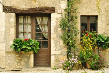 Old italian village