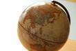 地球儀、アジア